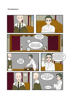 #ComiPo #bd #strip Manga Maker, Family Guy, Guys, Comics, Fictional Characters, Cartoons, Fantasy Characters, Sons, Comic
