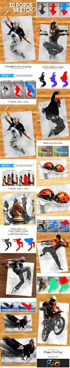 FreePsdVn.com_1703137_PHOTOSHOP_3d_popup_sketch_photoshop_action_19664815
