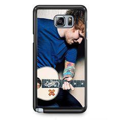 Ed Sheeran Thinking Out Loud TATUM-3826 Samsung Phonecase Cover Samsung Galaxy Note 2 Note 3 Note 4 Note 5 Note Edge