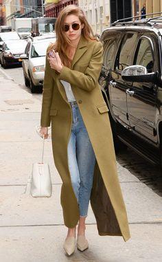Gigi Hadid Model Style 46