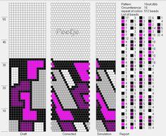 74848743.jpg 723×594 pixels bead rope pattern