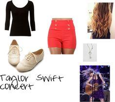 """Taylor Swift concert"""