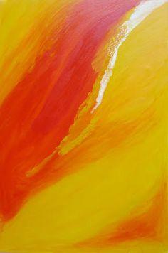 "New Birth of Life 2012  24"" (w) x 36"" (h)  Mixed Media on Canvas  http://www.zoefreespirit.blogspot.com"