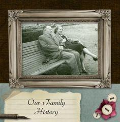 Mixbook Family Histo
