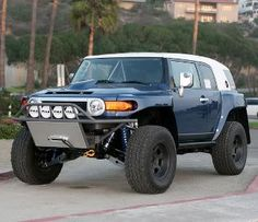 Inspirational Rigs - Page 6 - Toyota FJ Cruiser Forum