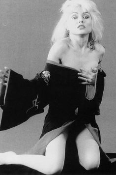 Debbie Harry 1978.
