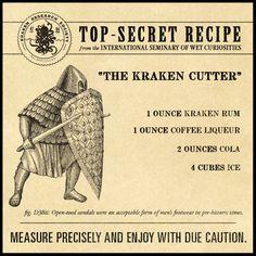 KrakenRum: The Kraken Cutter
