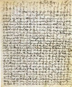 Cross-Writing: When People Wrote Across the Page to Save Paper