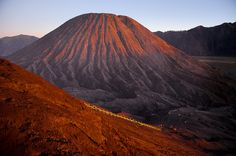 Sunrise at Gunung Bromo