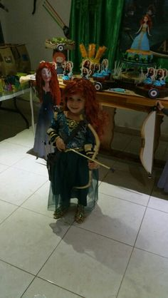 """Princess Brave """" María Fernanda """""""