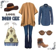 boho chic out fit - Buscar con Google