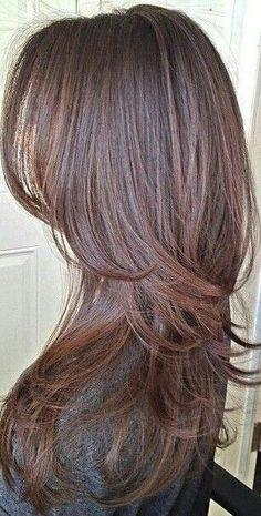 Brown Hair #capelli #cut by Joao.Almeida.d.Eca