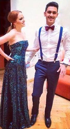 Alejandro Speitzer y Minnie West listos para los Premios TvyNovelas 2014.  #AlejandroSpeitzer #AlexSpeitzer #actor #MinnieWest #actress #Premios #PremiosTvYNovelas #Televisa #SantaFe #outfit