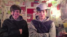 COOL MORNING 1 - Alex Constancio and Austin Mahone ( OMG those were the days :') )