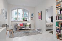 Молодежная квартира в Швеции