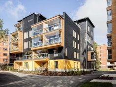 HASO & HEKA Eskolantie | Woodarchitecture.fi