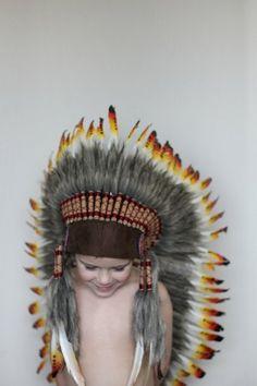 Headdress Love #Kids