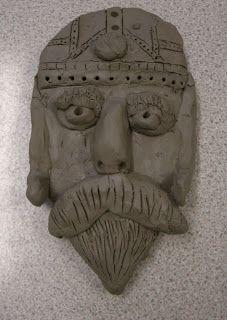 Clay vikings