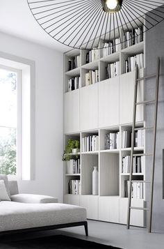 Librerie a ponte L\'infinita possibilità compositiva caratterizza ...