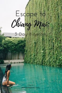 Do you believe in love at first sight? Well, I do! That's exactly what I felt when I first set foot in Thailand's northern capital. Check out what we did during our 3 day stay in Chiang Mai.