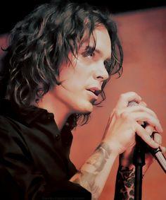 VILLE VALO (finnish singer, songwriter, artist, multi instrumentalist & frontman of the finnish alternative rock band HIM)