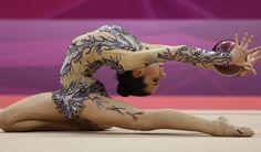 rhythmic gymnastics olympics 2012 -