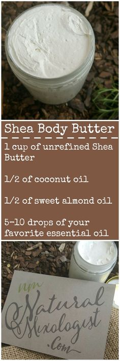 Best Beauty Diy Ideas :   Illustration   Description   This delicately whipped shea butter is decadently moisturizing & nourishing for very dry, parched skin and hair. This rich, whipped butter is perfect for rough knees, feet and hands along with the res    -Read More –   - #DIYBeauty