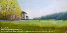 Willow by Deborah Angilletta Oil ~ 8 x 16