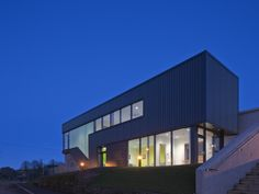 Taylor Architecture Practice / Industrial Architecture / Factory / Castle MacLellan by TAP / Architects