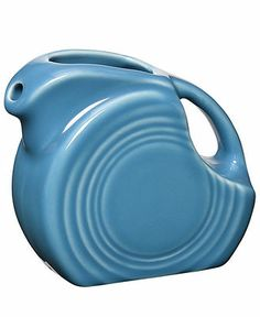 Fiesta 4.75-oz Mini Disk Pitcher - Casual Dinnerware - Dining & Entertaining - Macy's