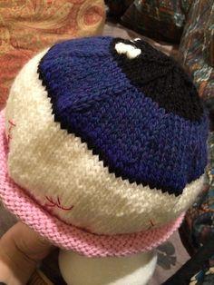 Ravelry: jenniferkm's Eyeball Hat