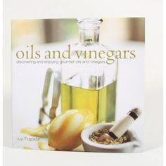 Oils and Vinegars Cookbook- Olive Cart