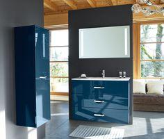 Meuble de salle de bains contemporain Bento - La salle de bains Cedeo