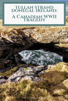 Fairy Bridges, WWII & a Canadian Tragedy on Tullan Strand Donegal  via @https://www.pinterest.com/xyuandbeyond/