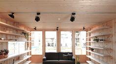 Derfor er limtre et fantastisk byggemateriale Loft, Bed, Furniture, Home Decor, Decoration Home, Stream Bed, Room Decor, Lofts, Home Furnishings