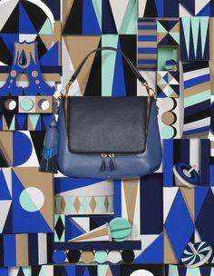 Handbag pattern - The Maxi Zip Satchel, Autumn/Winter '13