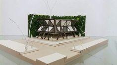 Centro Cultural - Biblioteca - Arquitetura e Urbanismo