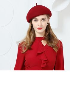 d9e1ee9ded5 Wool Bowler Cloche Hat 53-58 Hats