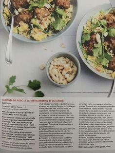 Stir Fry Rice, Spice, Meat, World Cuisine, Recipes