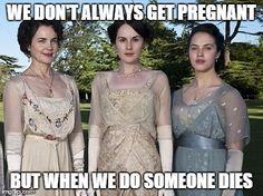 Downton Abbey memes