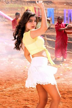 Samantha Ruth Prabhu Spicy Casuals Stunning Look from movie Sikandar