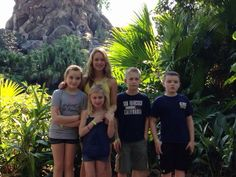 My 5 at Disney