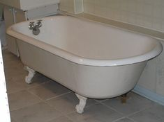Ralston Cast Iron Clawfoot Tub Imperial Feet Bathroom intended for sizing 1500 X 1500 Old Bathtubs With Legs - Baby bath time is probably among the most Bathtub Shower, Clawfoot Bathtub, Bath Tubs, Tin Bathtub, Copper Bathtub, Bathtub Sizes, Wooden Bathtub, Bath Water, Detox Bad
