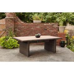 brown jordan northshore patio furniture. brown jordan northshore rectangular patio dining table stock dy6061td at the home furniture c