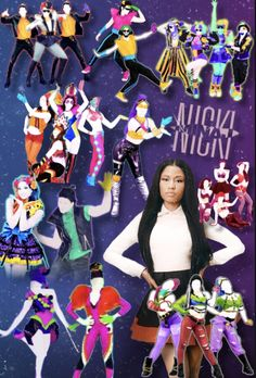 Just Dance, Nicki Minaj, Just Do It, Drum, Videos, Disney Princess, Character, Games, Pictures