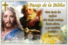Vidas Santas: Santo Evangelio según san Juan 5:17