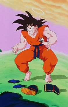 Goku by Minoru Maeda Dragon Ball Z, Dbz Images, Gohan And Goten, Goku Pics, Ball Drawing, Goku Super, Fan Art, Son Goku, Anime Manga
