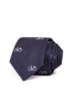 Paul Smith Bicycle Skinny Tie