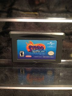 Spyro: Season of Ice for Nintendo Game Boy Advance- works on DS & DS Lite