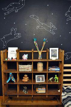 The Magic og Night Sky in Kids Room - by Kids Interiors